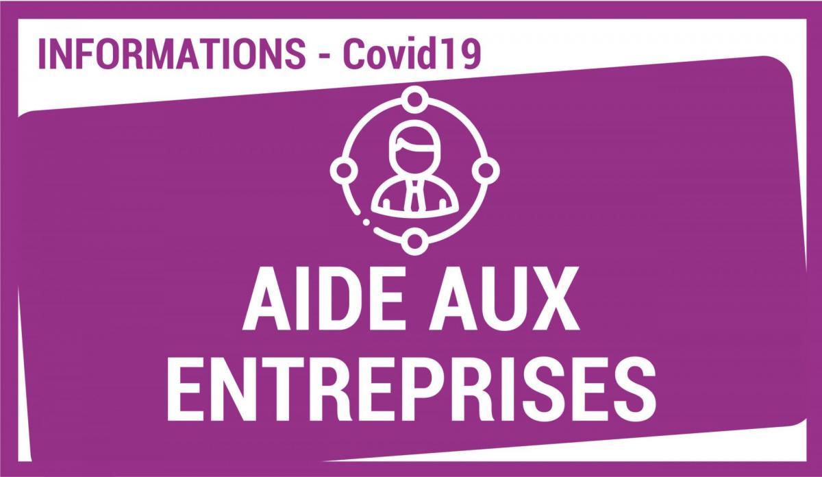 Aides entreprises covid19