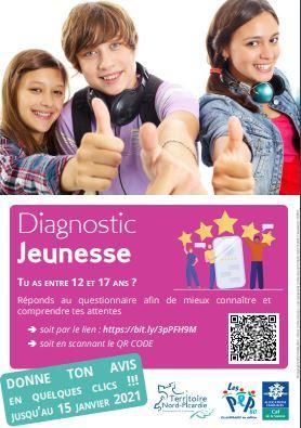 Diagnostic jeunesse jeunes