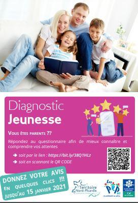 Diagnostic jeunesse parents