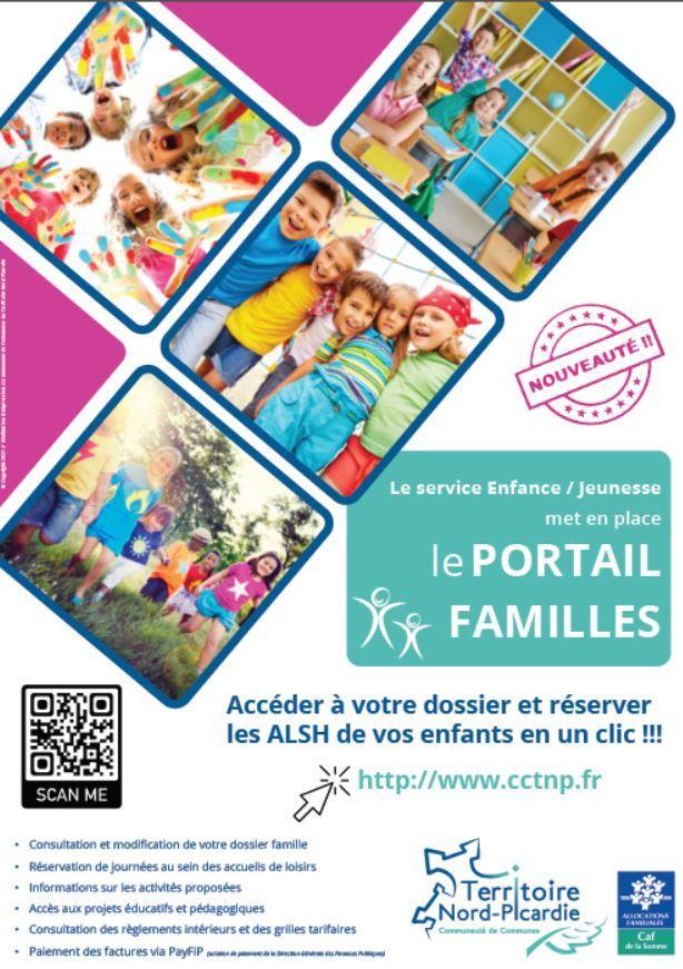 Affiche portail familles 002